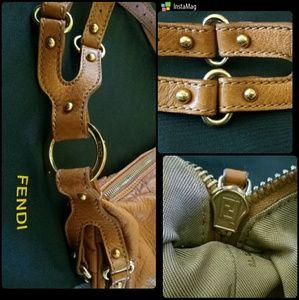Fendi Bags - SALE🎉HP FENDI leather minibag - Auth